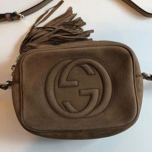 REPOSH Gucci Soho bag